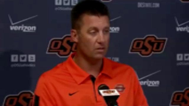 Walsh Starting, Lunt Will Not Play For OSU