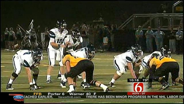 Game Of The Week: Sands Springs Vs. Bartlesville