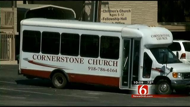 Church, City Leaders In Grove Clash Over Yard Signs