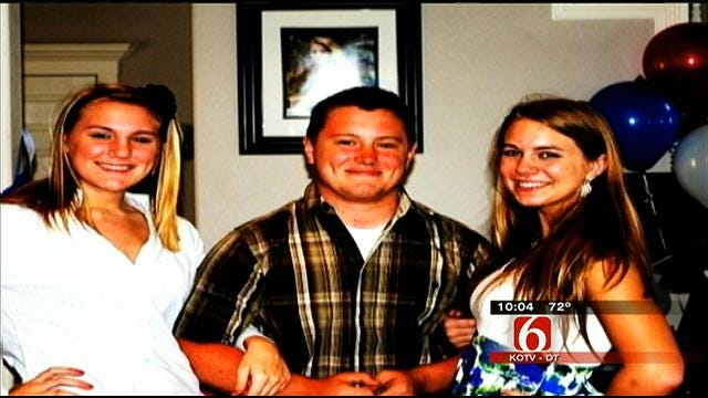 Parents Who Lost Son To Suicide Talk Prevention, Reach Out To Stillwater Family