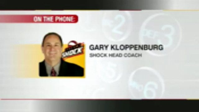 Tulsa Shock Head Coach Talks About No. 3 Selection