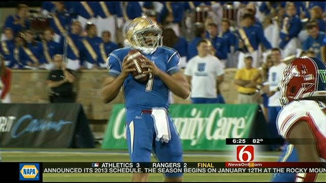 Tulsa Needs To Improve In The Passing Game