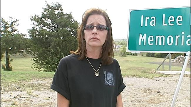 WEB EXTRA: Interview With Widow Of ODOT Worker