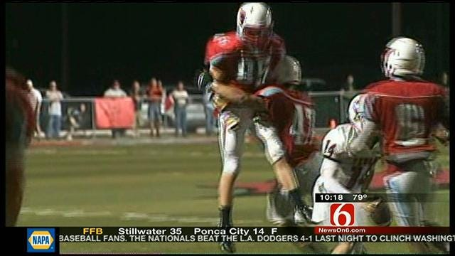 Game Of The Week: Collinsville Vs. Claremore