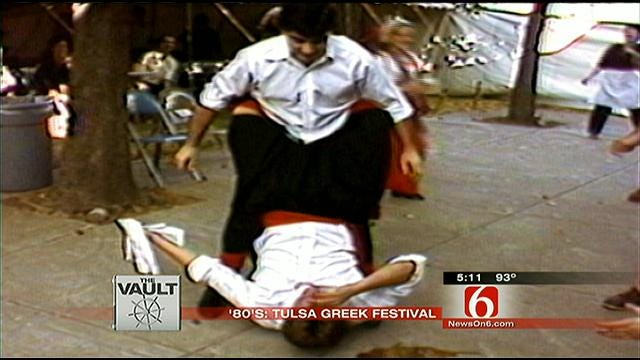 From The KOTV Vault: Greek Festivals Of The 1980s