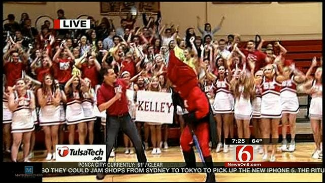 2012 Spirit Stick Week #4: Bishop Kelley High School