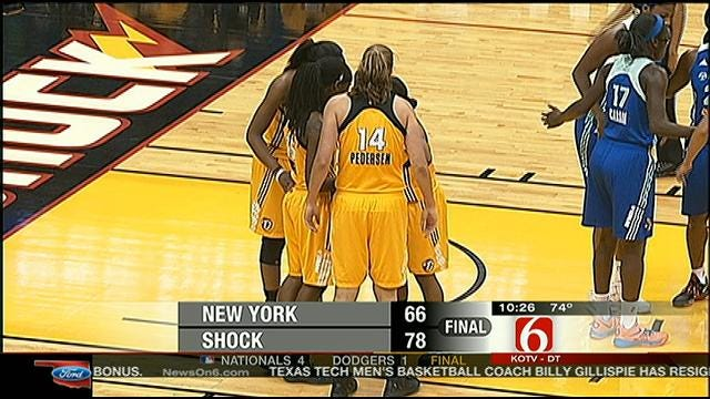 Highlights From The Shock's Win Over New York