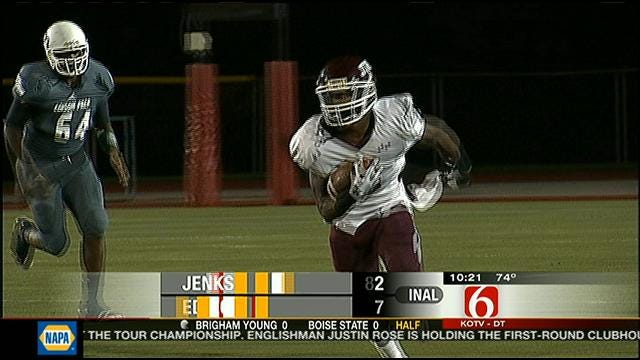 Jenks vs. Edison