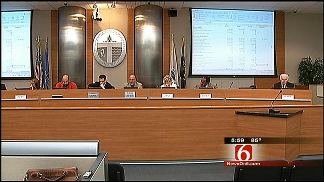 Tulsa City Council Deciding Which Projects Make Vision2 List