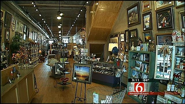 Eufaula's 'Favorite Place' Features Oklahoma-Made Products