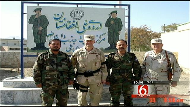 Oklahoma Man Proud Of Success Of Afghan Training Academy He Helped Build
