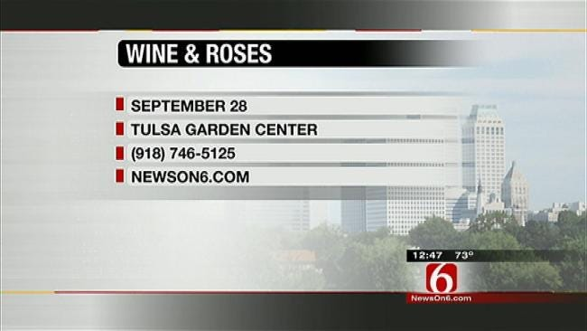 Tulsa's Evening Of Wine And Roses