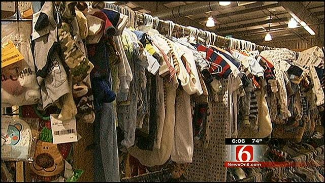 Annual Just Between Friends Sale Kicks Off Sunday At Expo Square