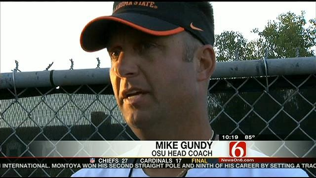 Gundy Talks About QB Wes Lunt's Progress