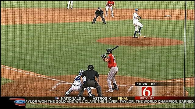 Tulsa Drops A 6-5 Decision To Frisco