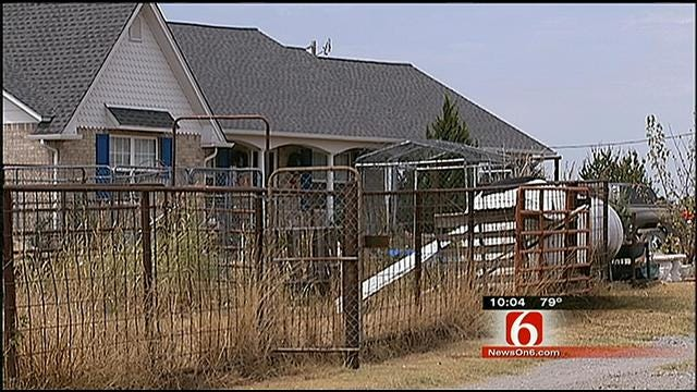 Creek County Investigates Fatal Shooting In Home Near Drumright