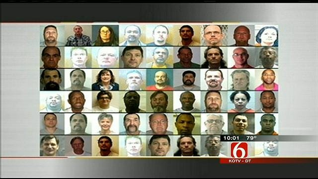 Several Green Country Inmates On Alleged Secret List For Early Parole