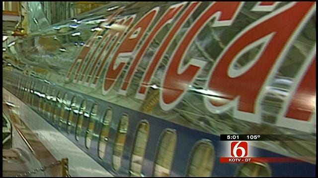 Two Tulsa TWU Units Ratify New Agreement With American Airlines