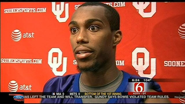 Brown Officially Joins Sooners