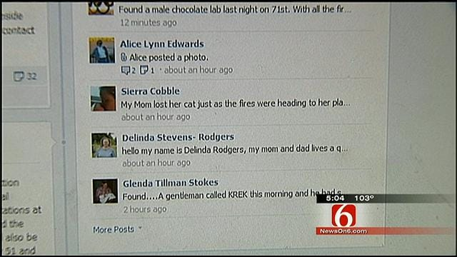 Creek County Families Turn To Facebook To Locate Missing Pets
