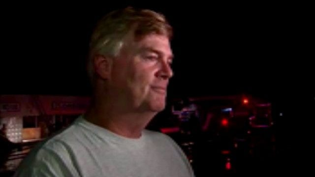 WEB EXTRA: Strip Mall Owner Andy Allen Talks About Fire And What Next