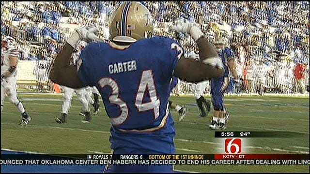 Golden Hurricane To Use Willie Carter To Full Potential