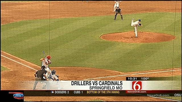 Drillers Fall In Extras