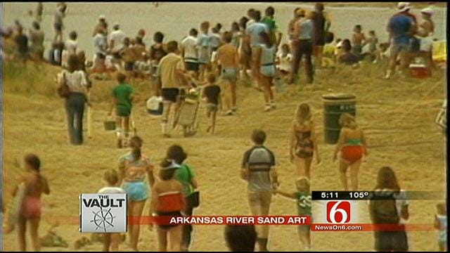 From The KOTV Vault: The Annual Sand Castle Contest