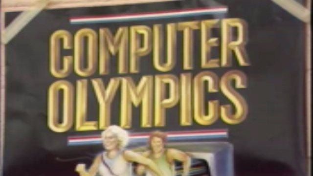 From The KOTV Vault: School Kids Compete In 'Computer Olympics' In 1984