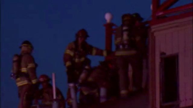 WEB EXTRA: Video From Scene Of Fire At Silver Flame Restaurant