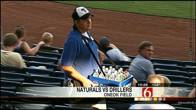 Highlights From Drillers Win Over NW Arkansas