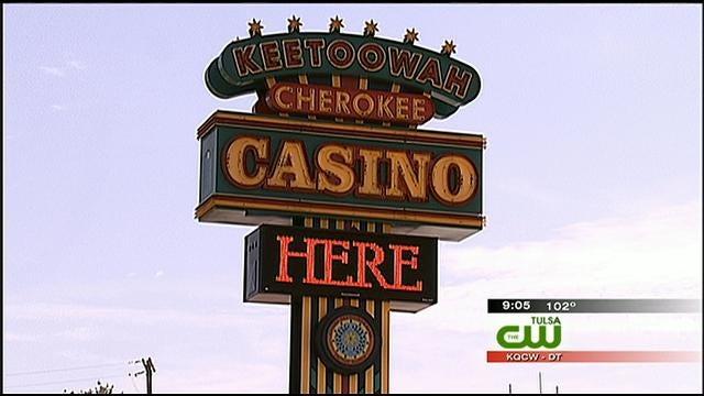 Cherokees Dispute Ruling On Keetoowah Casino Land