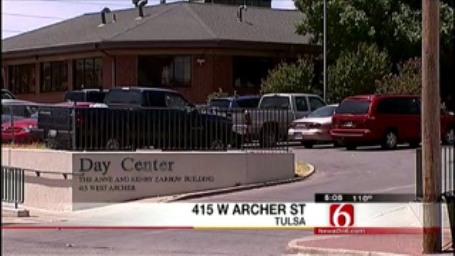 No Relief For Homeless As Day Center Has Air Conditioning Problems