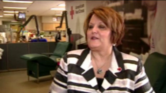 WEB EXTRA: Jan Hall Talks About The Need For Blood Donations