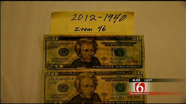 Meth, Counterfeit Cash Investigation Leads To Arrest Of Tulsa County Couple