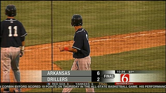 Highlights From Drillers Loss to Arkansas
