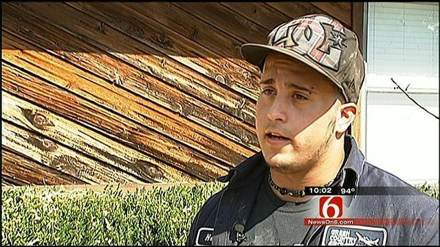 Boyfriend Of Murdered Tulsa Teen Reacts To Break In Case