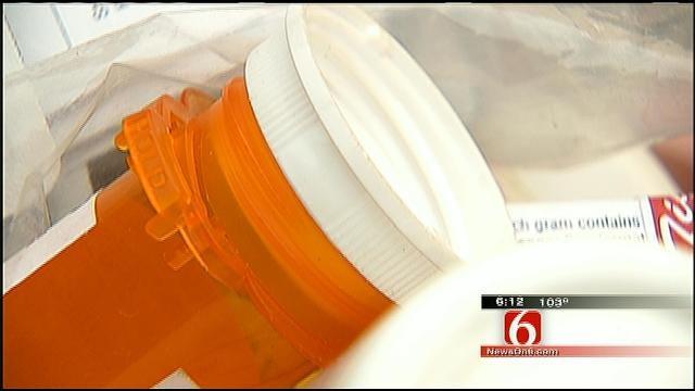 Oklahoma Bureau Of Narcotics Destroys 10 Tons Of Unused Prescriptions