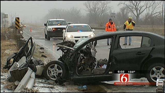 Sentence Upheld For Driver In Crash That Killed Three
