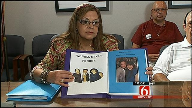 Green Country Family Working To Keep Man Behind Bars