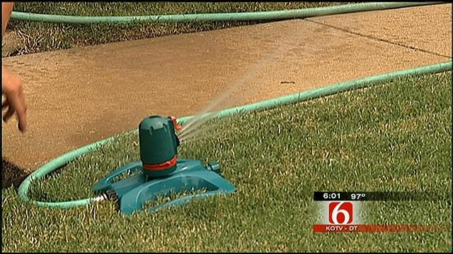 Tulsa Residents Should Conserve Water To Avoid Rationing