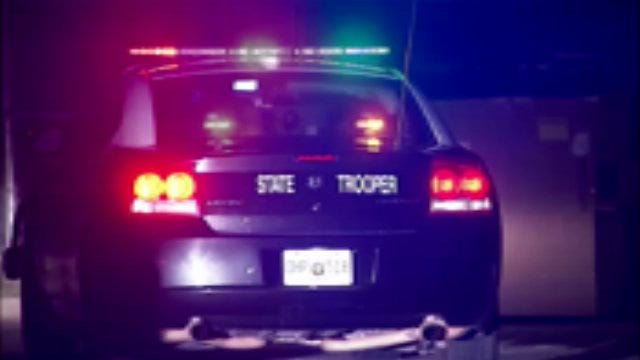 WEB EXTRA: Video From Scene Of OHP Chase, Arrest