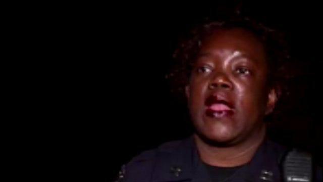 WEB EXTRA: Captain Karen Tipler Explains How 3-Year-Old Shot Herself