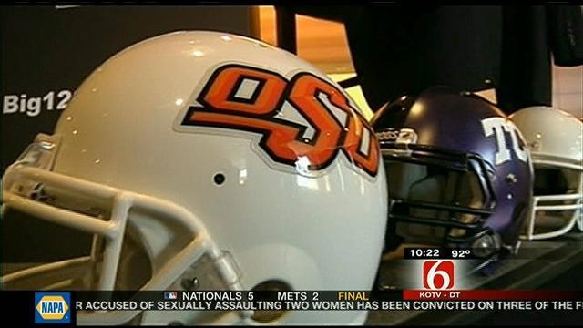 Media Day: OSU And Big 12 Coverage From Dallas