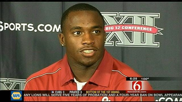 Coverage Of The Sooners From Big 12 Media Day