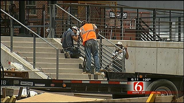 New Park, Venue In Brady District To Open With Free Concert