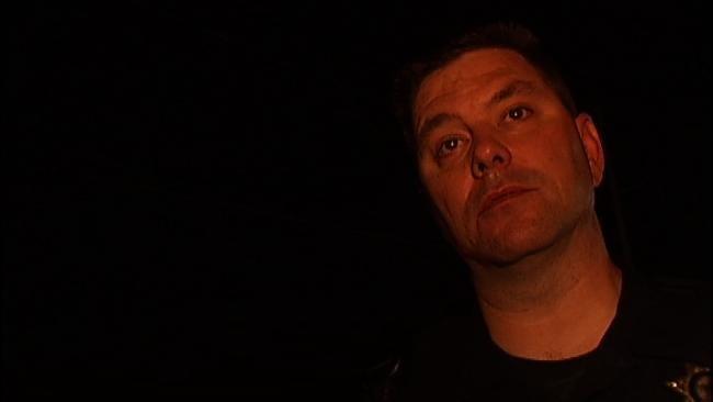 WEB EXTRA: Tulsa Police Cpl. Brett Bilyeu Talks About Motorcycle Crash