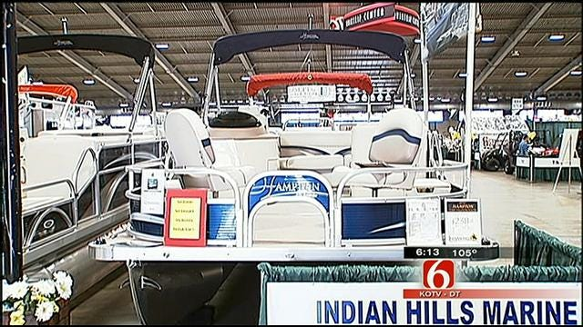 Green Country RV And Boat Show Rolls Into Tulsa