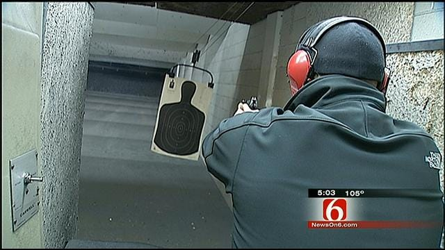 Backlog Of Applications Is Reason For Delay In Processing Gun Licenses