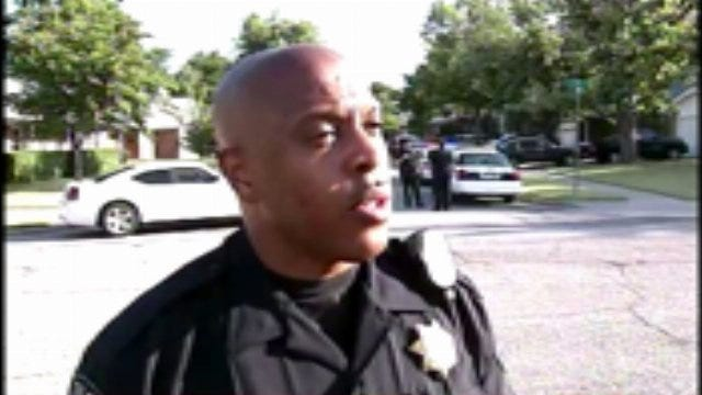 WEB EXTRA: Tulsa Police Officer Leland Ashley On Death Of Donut Shop Robbery Suspect